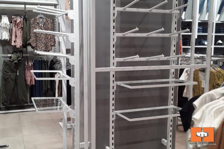 Accesorios metalicos Muebles y Montajes 2004