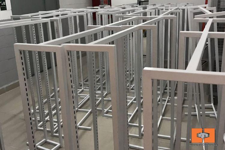 Accesorios metalicos Muebles y Montajes 2012