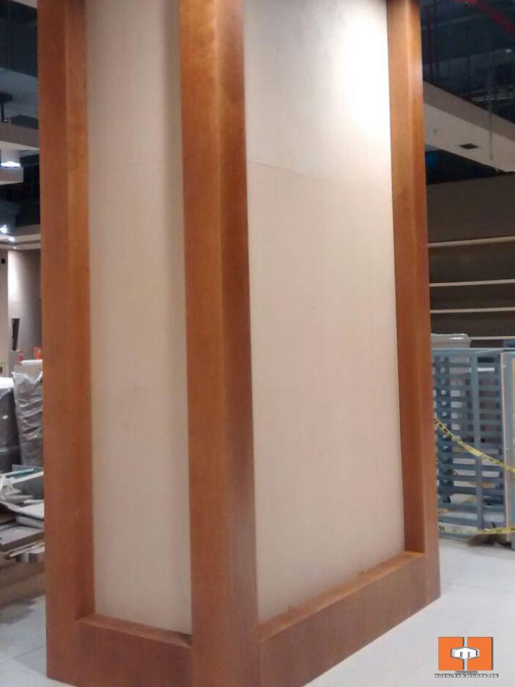 Pilares Muebles y Montajes Vertical 2015